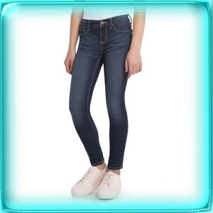 Jordache Girls Super Skinny Power Stretch  Jeans